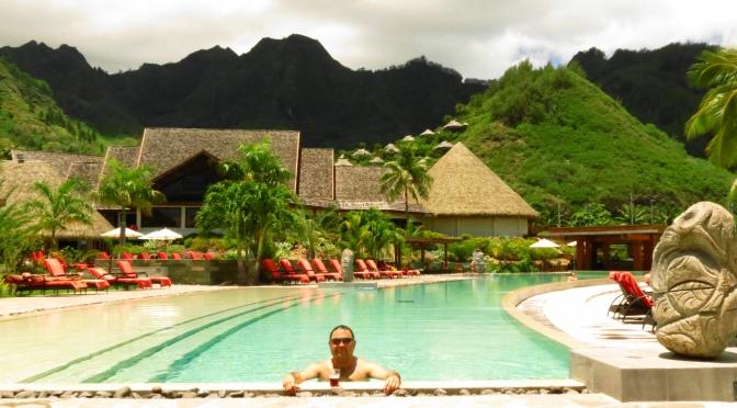 Intercontinental Moorea, Tahití