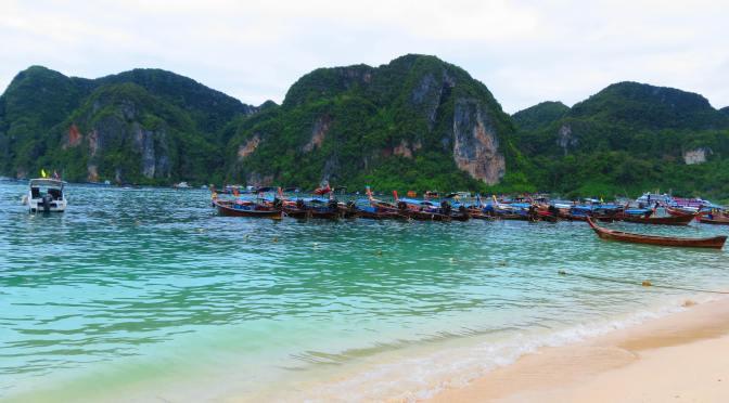 Phi Phi, Tailandia (parte 3)