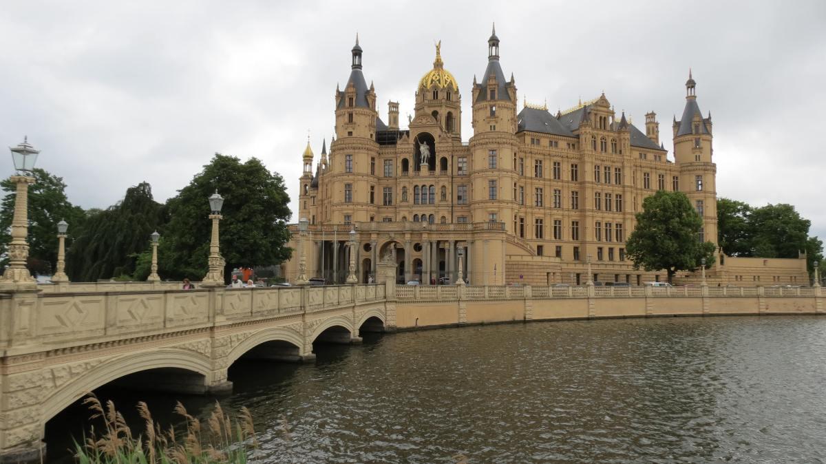Warnemunde-Schwerin-Rostock, Alemania