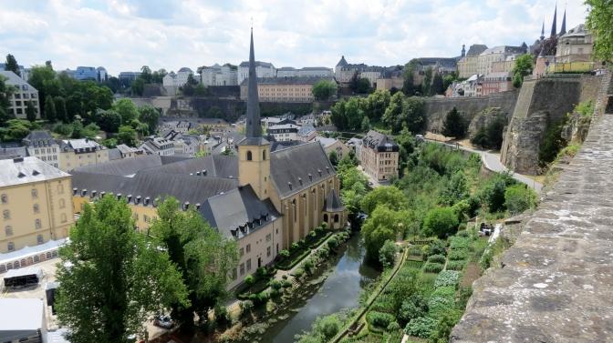 Luxemburgo, Luxemburgo