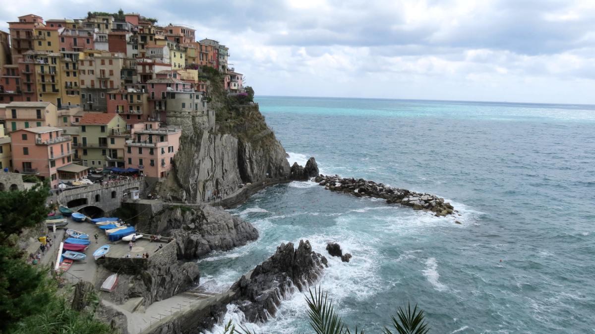 Cinco Tierras, Italia