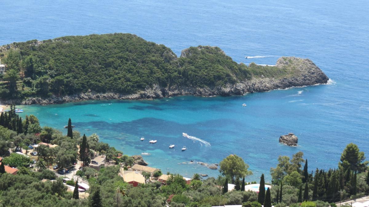 Corfu - Katakolon Grecia