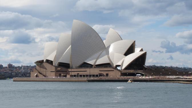Una buena manera de aprovechar una larga escala en Sidney