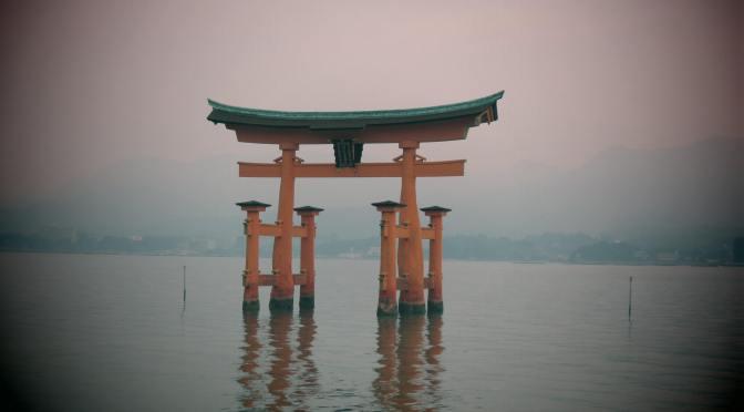 Miyashima, Japón