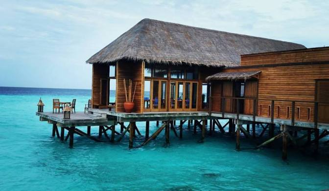 Rangali, Maldivas (Parte 1)